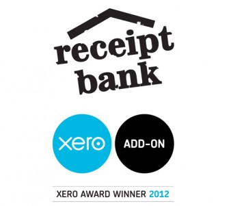 Receipt bank side image